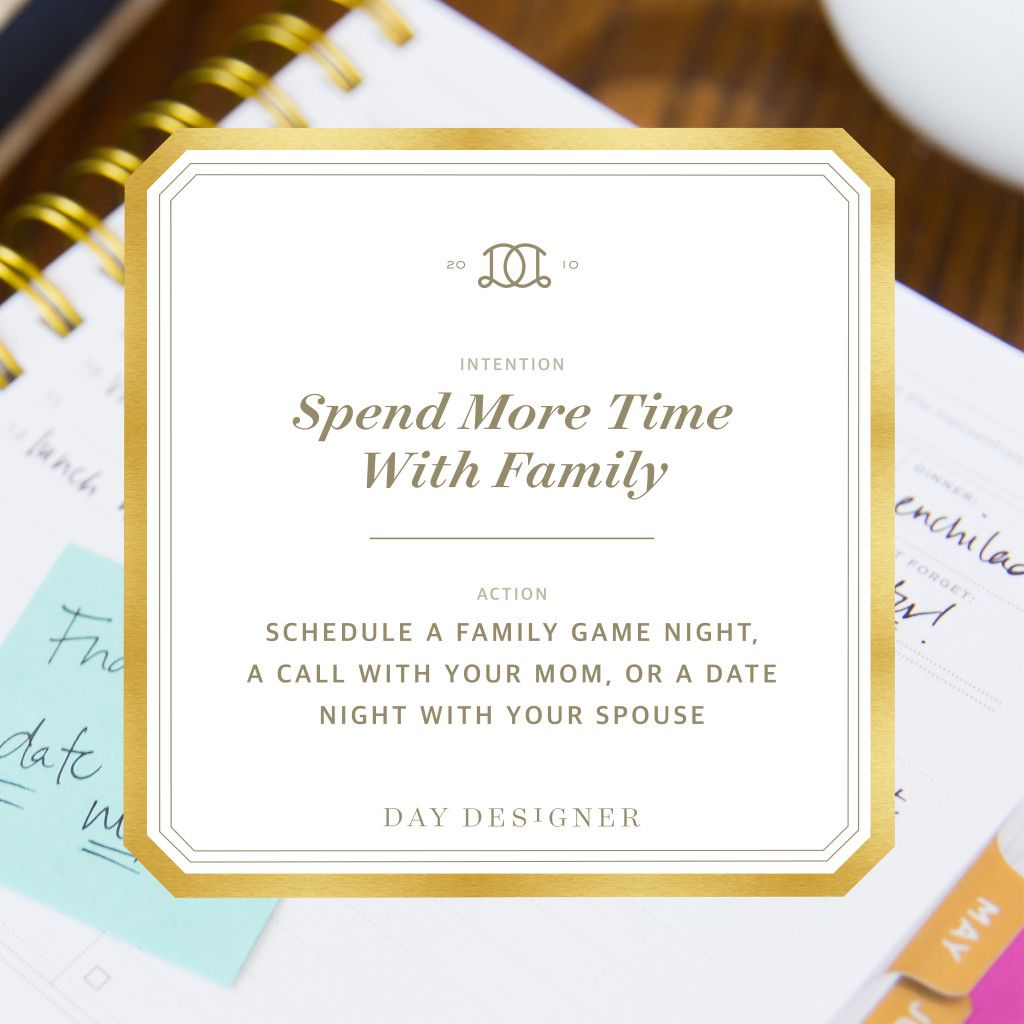 family daily planners