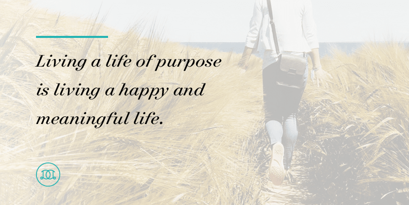 How to Infuse Purpose into Your Every Day