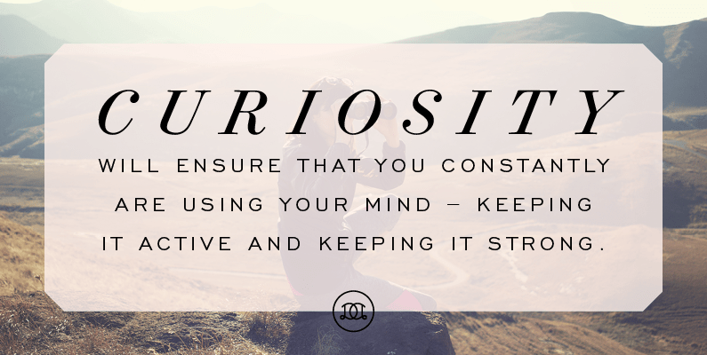7 Positives To Being Curious