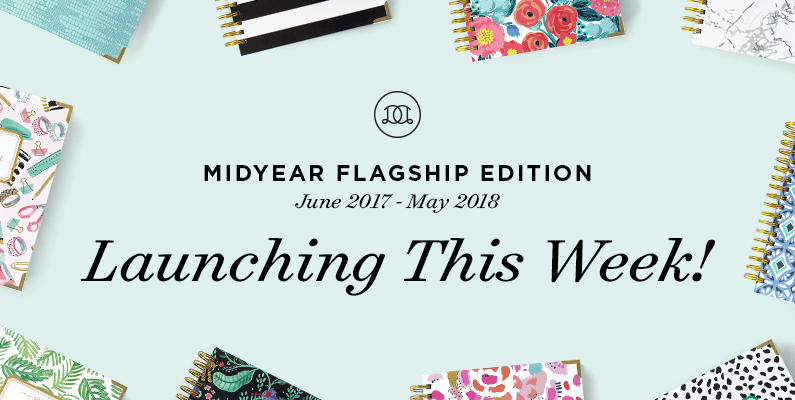 Launching This Week! Midyear Flagship Edition | Day Designer