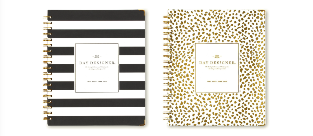 Weekly Planners | Day Designer for Blue Sky