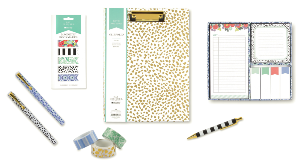 Planning Accessories | Day Designer for Blue Sky