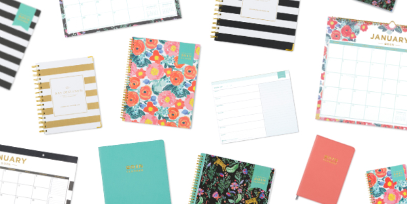 Day Designer for Blue Sky | 2018 Calendars and Planners
