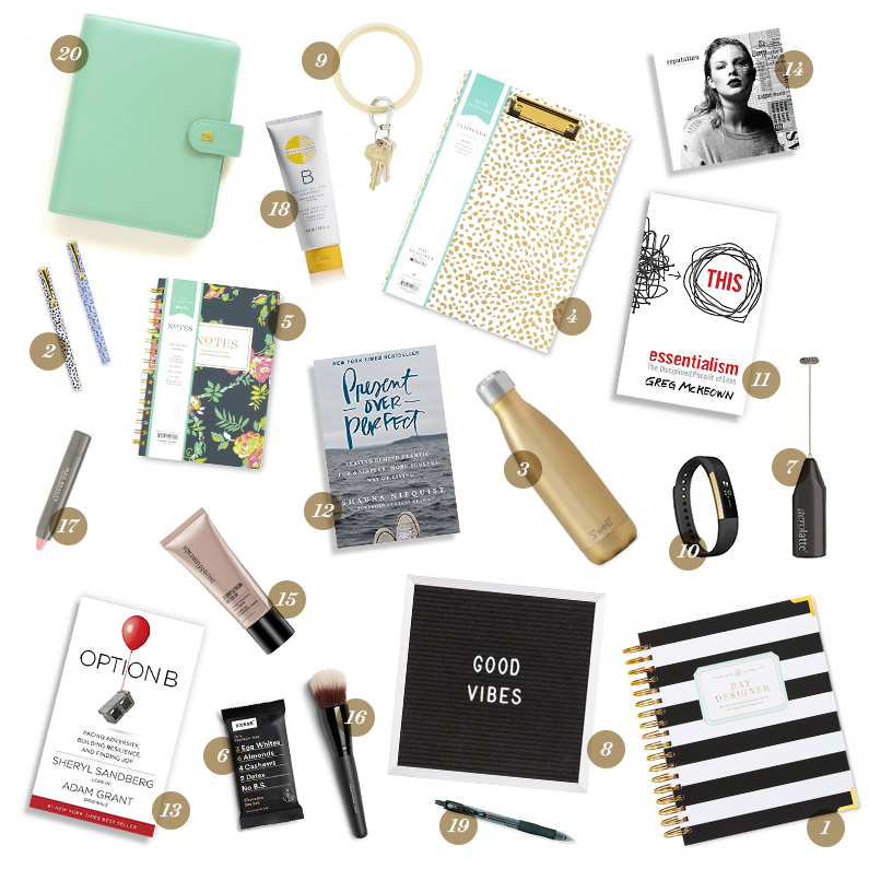 The Planner Girl's Gift Guide Inspired by our Favorite Things | Day Designer