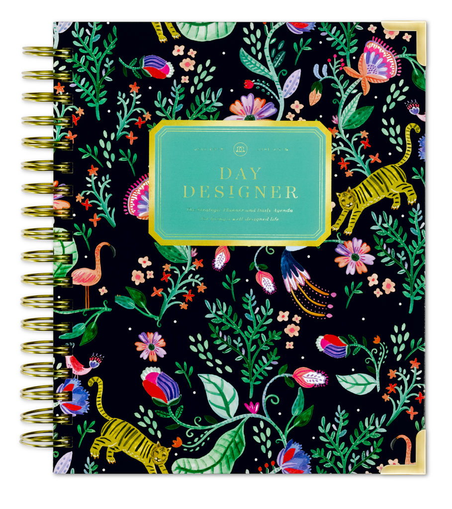 Day Designer Flagship Daily Planner | Jungle Out There