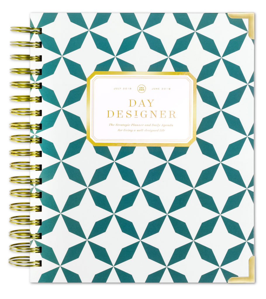 Day Designer Flagship Daily Planner | Patio Tile