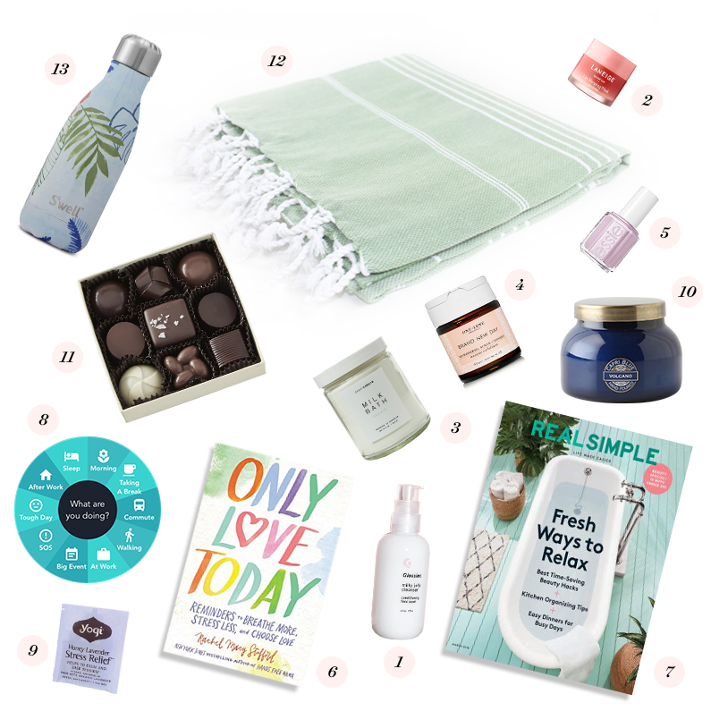 Favorite Self-Care Products Under $30 | Day Designer