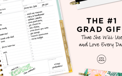 The Best Graduation Gift—One That She Will Use and Love Every Day!