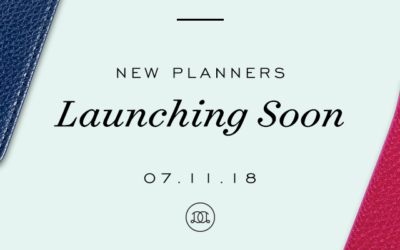 You Asked, We Listened. New Planners, Coming Soon!