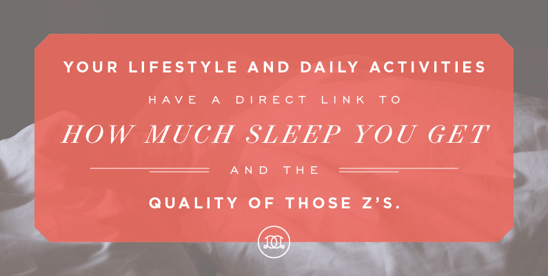 How To Get Better Sleep By Improving Your Lifestyle