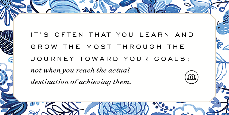 How to Track Your Goals So You Actually Reach Them