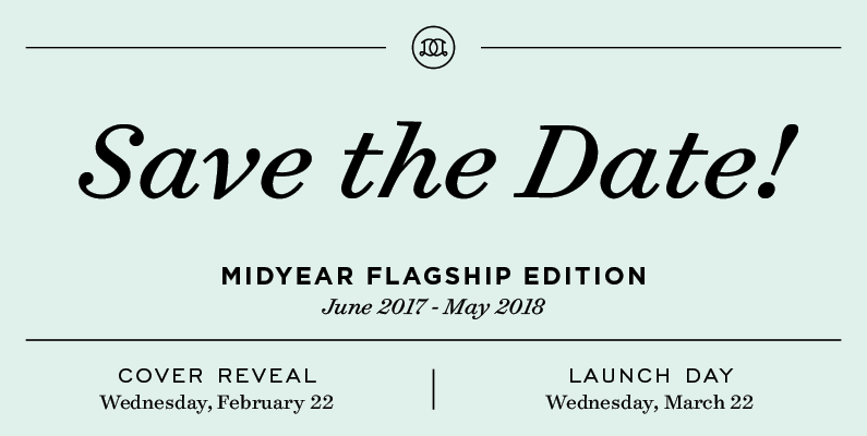 Save the Date for our Midyear Flagship Edition!