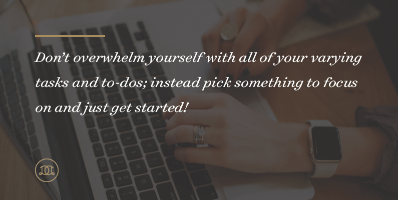 The 30-Minute Start: Get Started to Gain Momentum