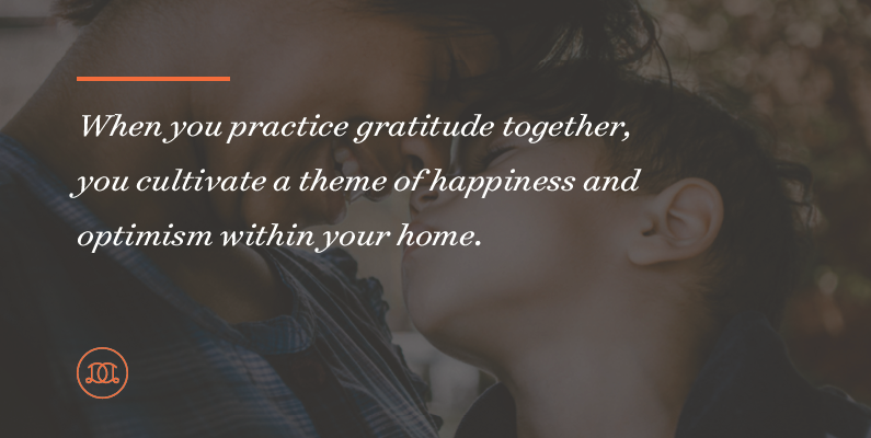 3 Ways to Practice Gratitude With Your Family