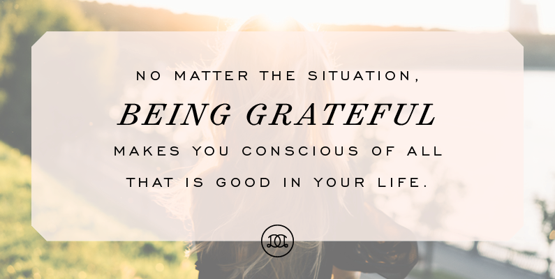 How to Practice Gratitude During Hard Times
