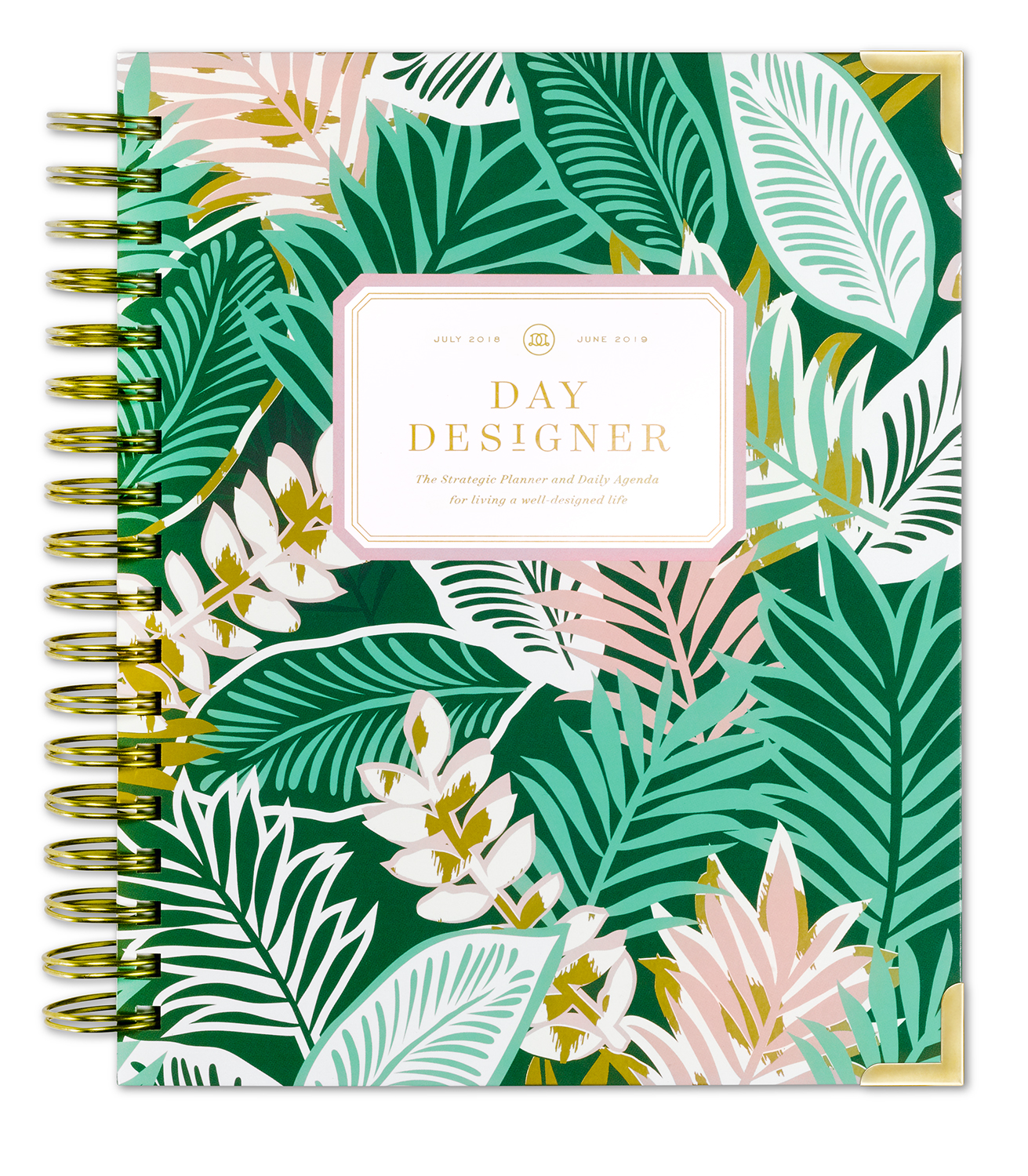 Day Designer Flagship Daily Planner | Antigua