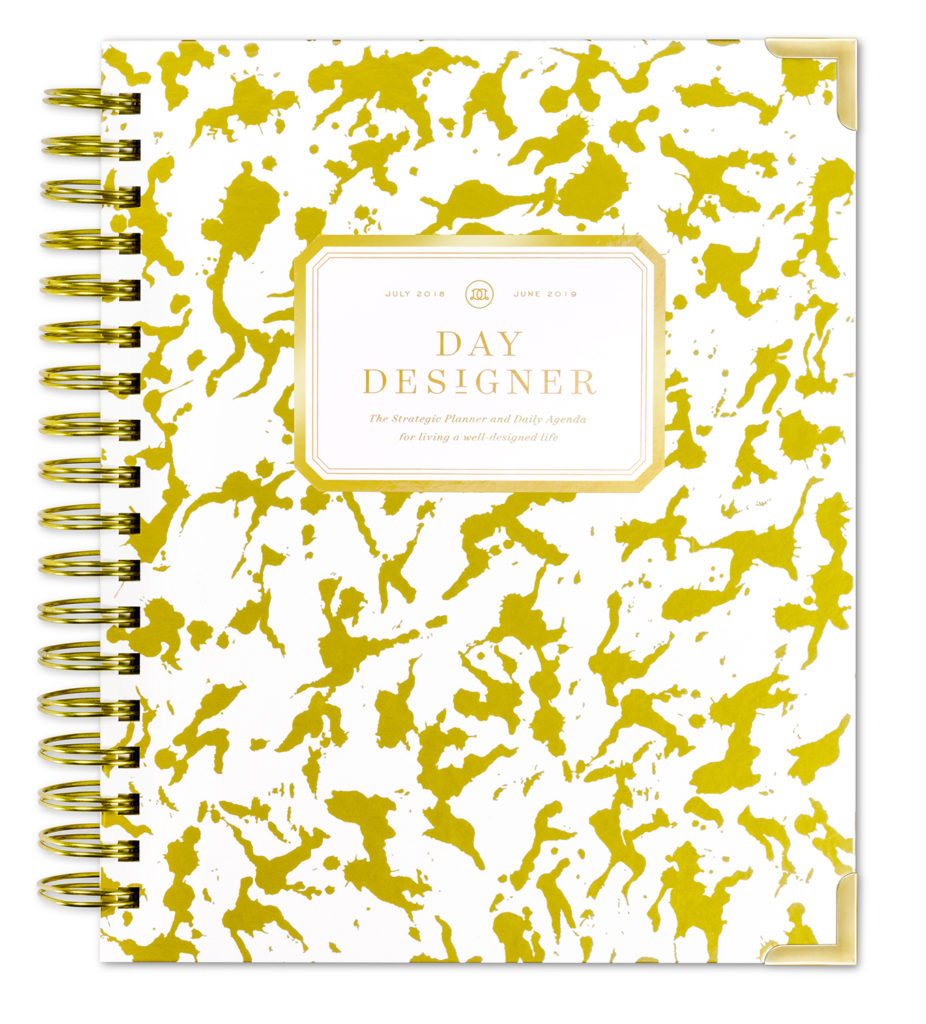 Day Designer Flagship Daily Planner | Ink Me In