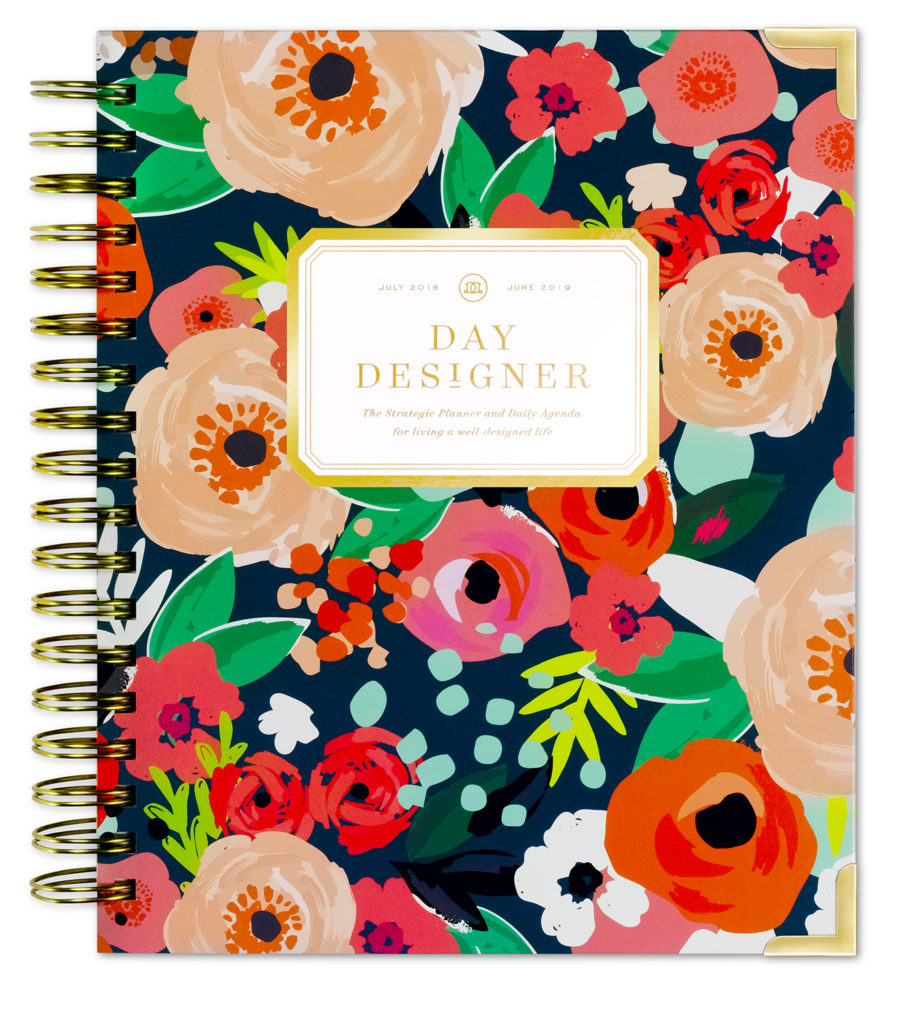Day Designer Flagship Daily Planner | Secret Garden
