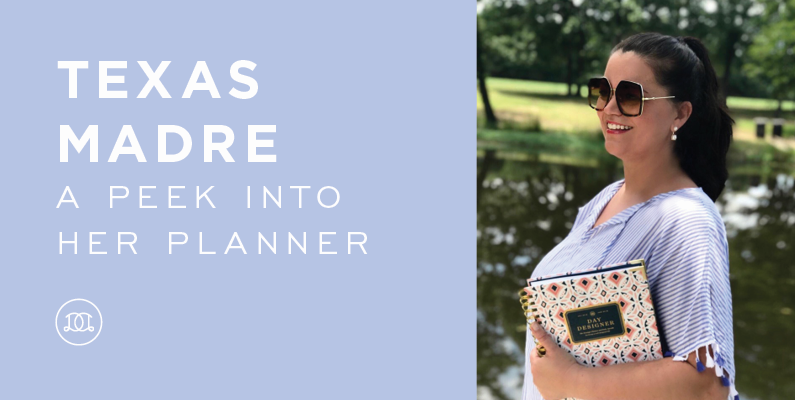 Texas Madre: A Peek Into Her Planner!