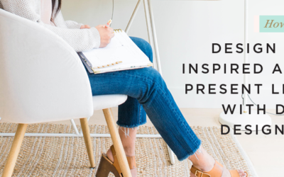 How to Design an Inspired and Present Life with Day Designer